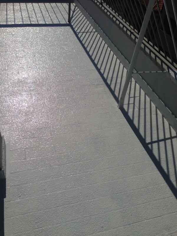PETRA impermeabilizzazione lastrico solare con poliurea a freddo STRATOFLEX-RPF