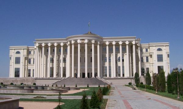 Palazzo delle Nazioni - Dushanbe - Tajikistan