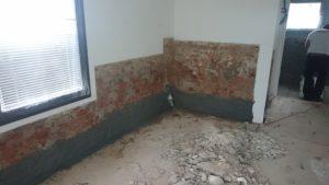 risanamento da umidità di risalita nei muri RONCHI DEI LEG. GORIZIA