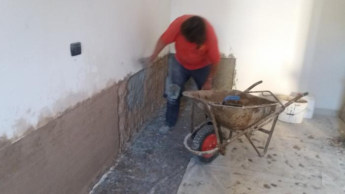 risanamento da umidità di risalita nei muri UDINE