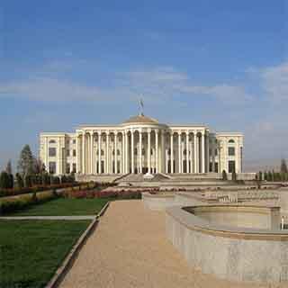 PALAZZO DELLE NAZIONI – Dushanbè– TAJIKISTAN