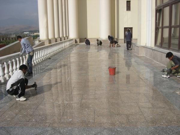 Palazzo delle Nazioni – Dushanbè – TAJIKISTAN 20091