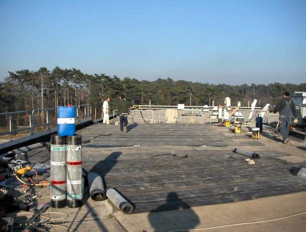 PETRA impermeabilizzazione copertura con manto sintetico TRIESTE