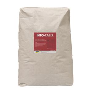INTO-CALIX intonaco a base di calce idraulica naturale per il risanamento da umidità