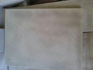 SUBEREX rivestimento decorativo su pannelli isolanti in polistirolo o polistirene