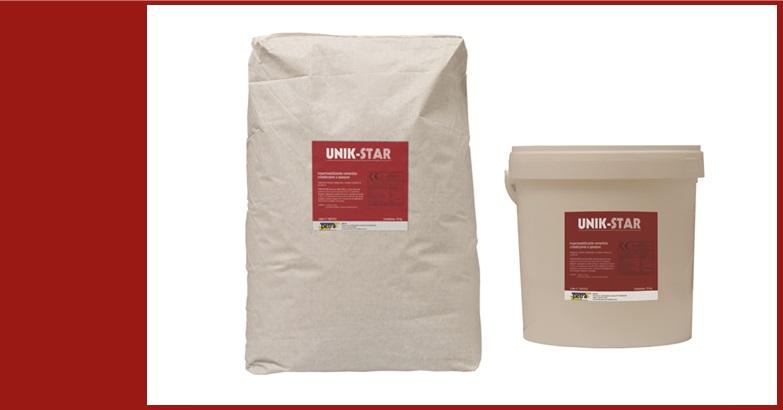 UNIK-STAR impermeabilizzante fascia di contenimento per le barriere alla risalita