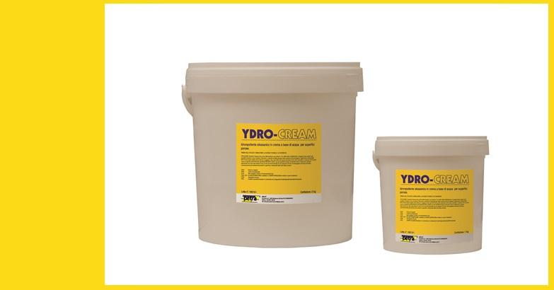 YDRO-CREAM idrorepellente silossanico in crema a base acqua per superfici porose