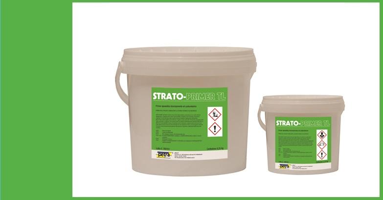 STRATO-PRIMER TL primer epossidico bicomponente